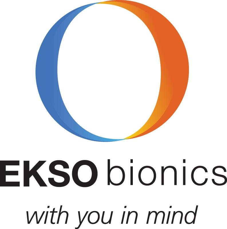 Ekso Bionics Logo Design